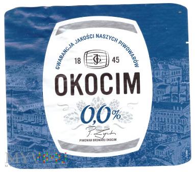 Duże zdjęcie Okocim 0%