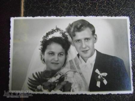 Duże zdjęcie fotka ślubna