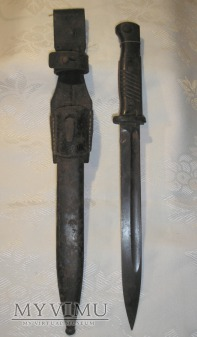 Bagnet Mauser wz. 1884/98