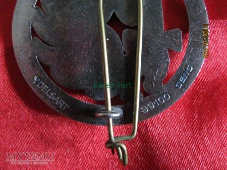 insygnia 2ème Régiment étranger de parachutistes