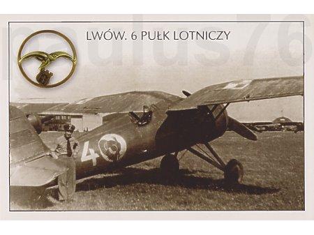 6. Pułk Lotniczy, Lwów, PZL P. 11c