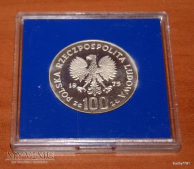 100 zł PRL Ignacy Jan Paderewski