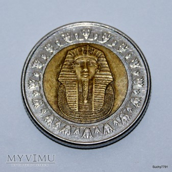 1 Funt Arabska Republika Egiptu (Egipt)