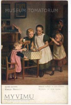 Manes - Dziecięca kuchnia