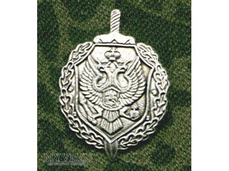 OZNAKA KORPUSU OSOBOWEGO FSB
