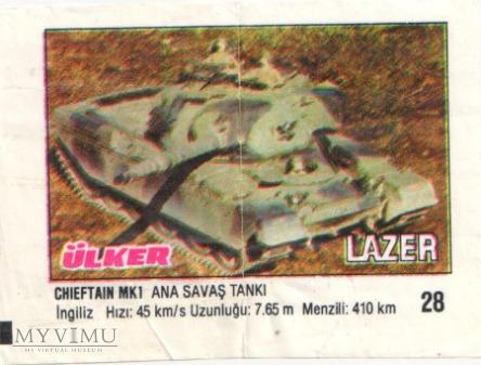 Historyjka Lazer