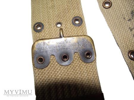 Pas główny Belt, Pistol or Revolver, M1912
