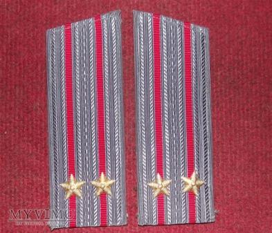 Duże zdjęcie Radzieckie pagony.