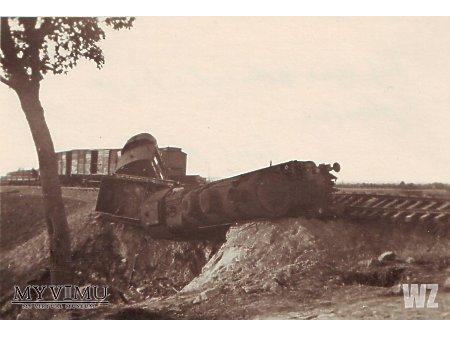 Duże zdjęcie 1939. Pociąg