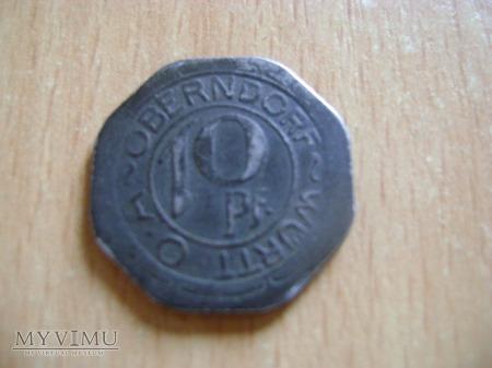 Kriegs Geld 10 pfenigów 1918