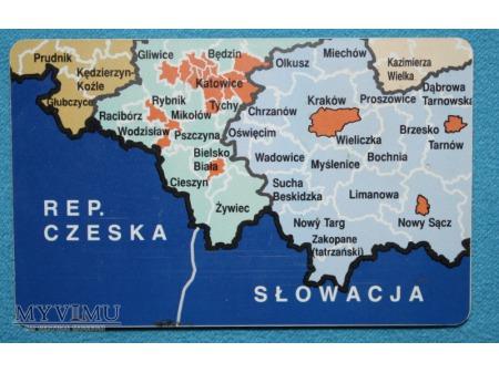 Mapa Administracyjna Polski (11)