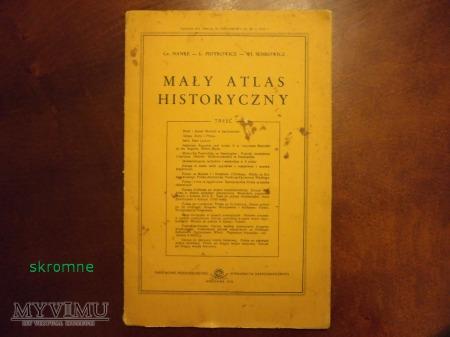 mały atlas historyczny (wyd. z 1978 r.)