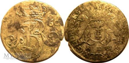 3 grosze gdańskie 1760 R2