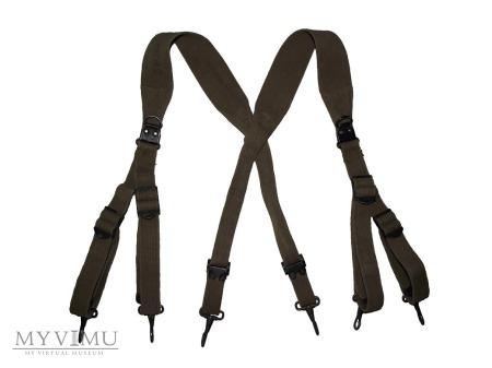 Szelki Suspenders, Belt M1936