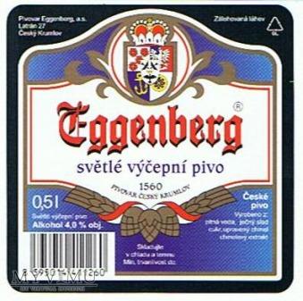 eggenberg světlé výčepni pivo