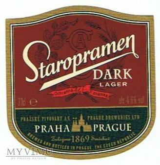 staropramen dark lager