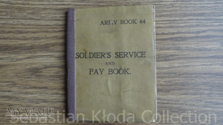Army Book 64