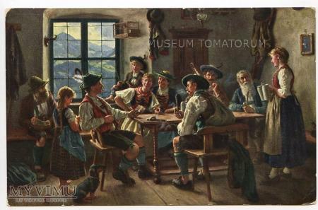 Dachshund - Jamnik towarzysz człowieka - 1926