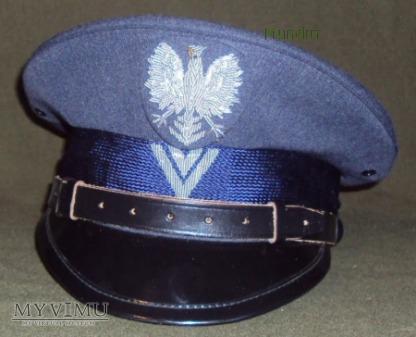 Czapka starszego sierżanta SW