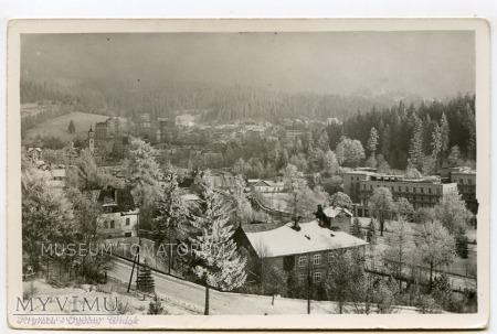 Krynica - Widok ogólny - 1946-1950