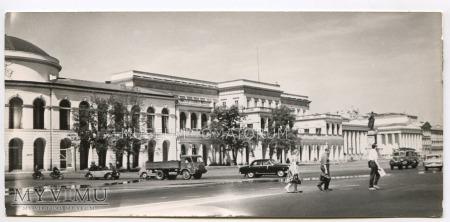 W-wa - Plac Bankowy - 1966