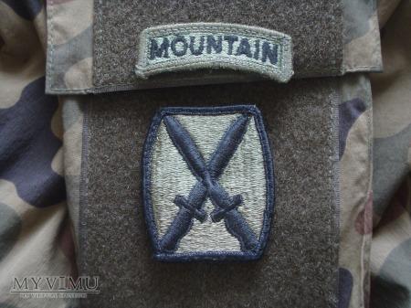 10th Mountain Division - polowa