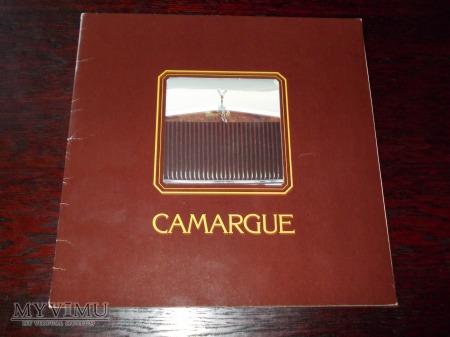 Prospekt ROLLS-ROYCE CAMARQUE