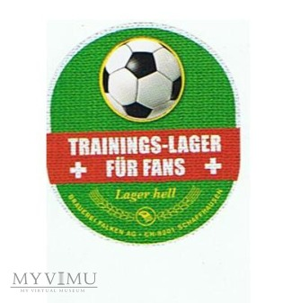 falken trainings- lager für fans
