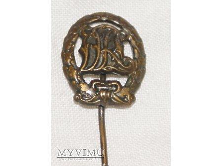 Odznaka Brązowa DRL miniatura