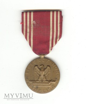 Good Conduct Medal Us Army