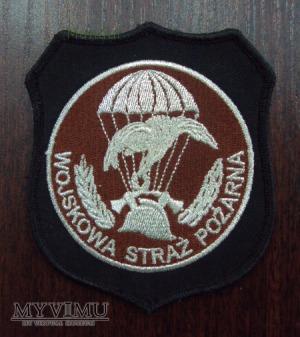 Oznaka Wojskowa Straż Pożarna