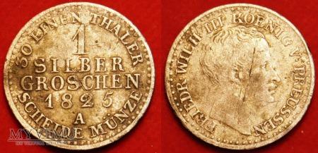 Niemcy, 1825, 1 GROSCHEN