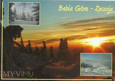 BABIA GÓRA - ZAWOJA