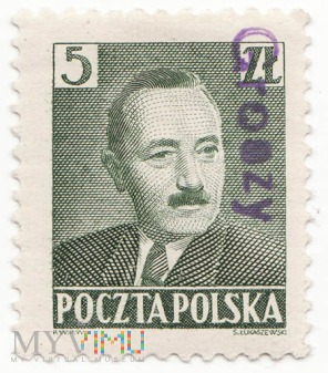 1950 Bolesław Bierut 5 groszy