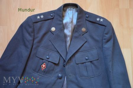 Mundur gabardynowy oficera wojsk lotniczych