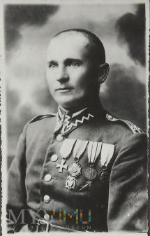 Starszy wachmistrz Franciszek Wedzinski 25 P. Uł