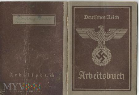 Arbeitsbuch Filehne 1943