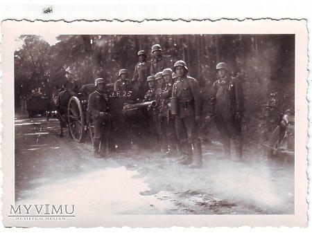 Duże zdjęcie 1939. Zdobyty polski Schneider.