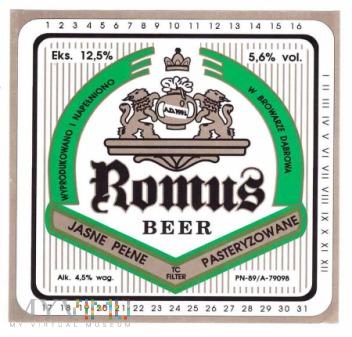 ROMUS BEER