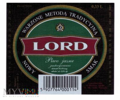 LORD piwo jasne