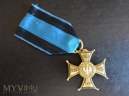 Virtuti Militari IV klasy - Kopia z czasów PRL