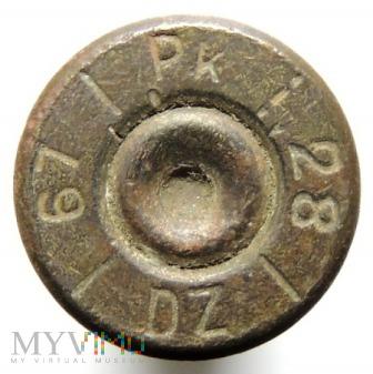 Łuska 7,92 x 57 Mauser Pk/28/DZ/67/