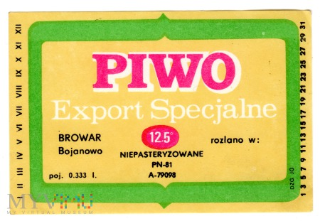 Export Specjalne