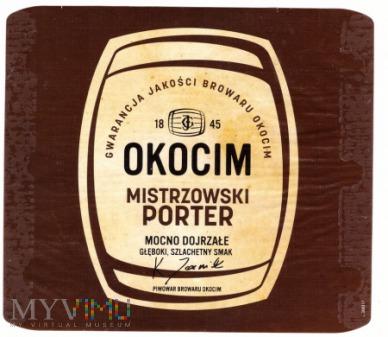 Duże zdjęcie Okocim, mistrzowski porter