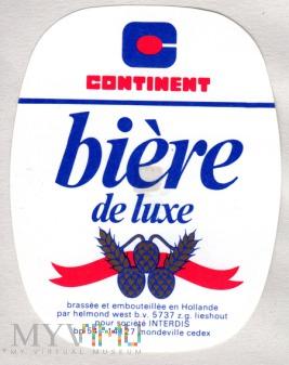 Bière de Luxe