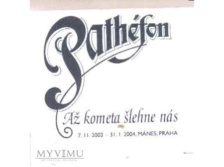 karta z wystawy