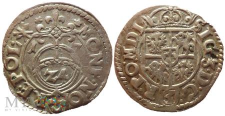 Półtorak 1617 Kraków - b. rzadki