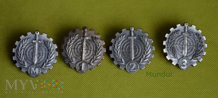 Odznaka Klasowego Specjalisty Wojskowego
