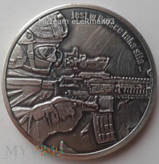 Coin Jednostki Wojskowej GROM.