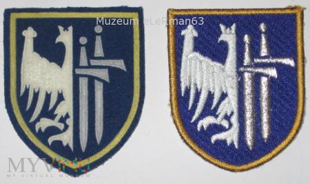 Duże zdjęcie 15 Warmińsko-Mazurska Dywizja Zmechanizowana. Olsz